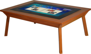 Nsquared buy samsung sur40 digital table for Table tactile 40 52 point sur40